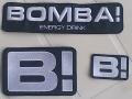 Bomba hímzés