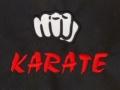 Karate hímzés
