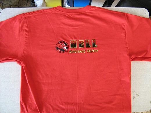 feliratos póló hímzés