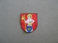 hímzett címer, hímzett felvarró